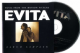 EVITA ALBUM SAMPLER - UK PROMO CD (PRCD440)